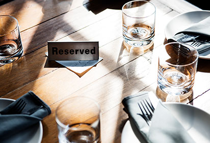 Making table turnover work for you and your guests