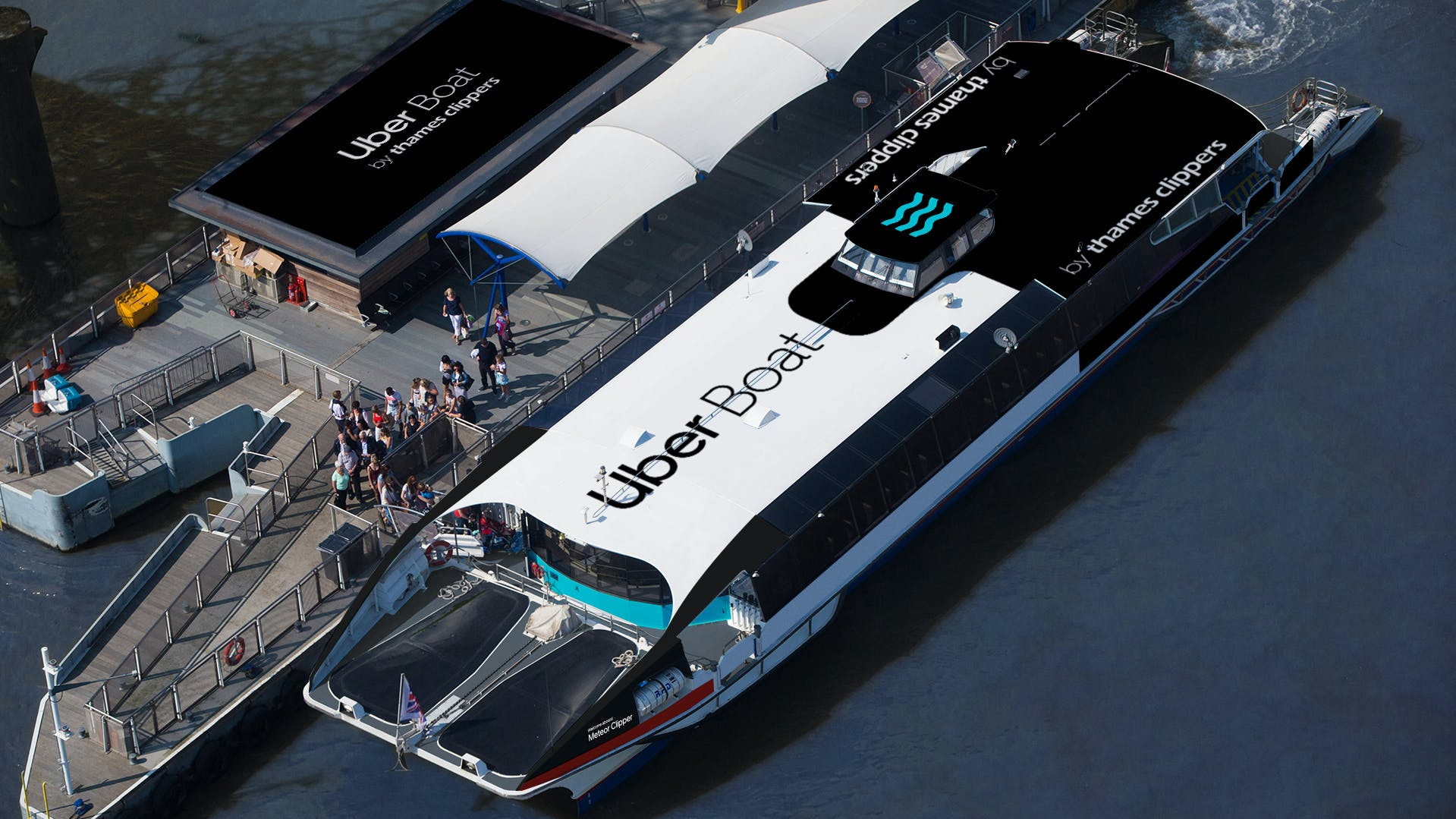Uber Boat by Thames Clipper - Goodtill POS