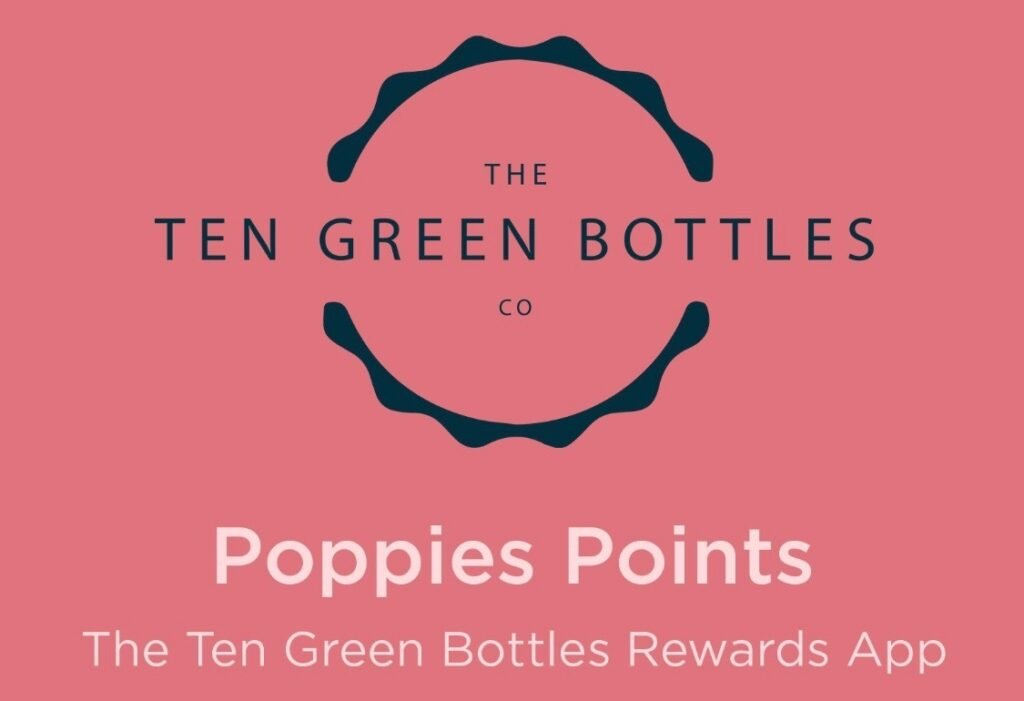 Poppies points app logo